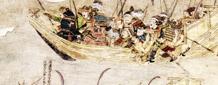 13세기 여몽 연합군 일본 정벌, 태풍 때문에 실패