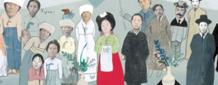 120년 전 꽁꽁 언 두만강 건너 북간도로 간 소녀의 이야기