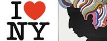 'I♥NY' 로고로 기억되는 미국 그래픽 디자인계의 대부