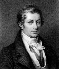 '세이의 법칙'을 정립한 프랑스 경제학자 장 바티스트 세이.