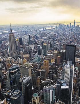 미국 뉴욕시 맨해튼