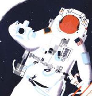 [재밌다, 이 책!] 우주인이 되기 위한 까다로운 조건… '침대에 누워 있기 실험'도 해야하죠